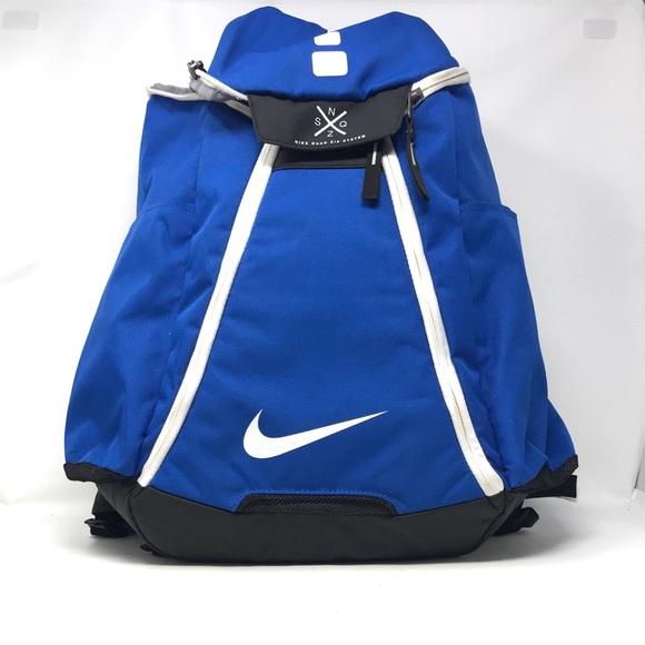 33ca4505a4a6 Authentic Nike Elite Max Air Team 2.0 Backpack. M 5b6b819fdcf85580b9790d4d